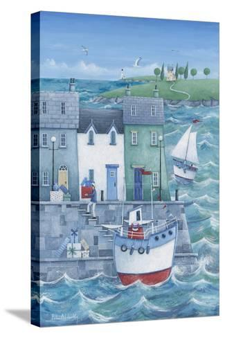 Harbour Gifts-Peter Adderley-Stretched Canvas Print