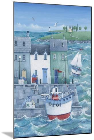Harbour Gifts-Peter Adderley-Mounted Art Print