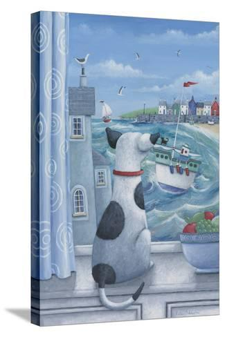 Ruff-Peter Adderley-Stretched Canvas Print