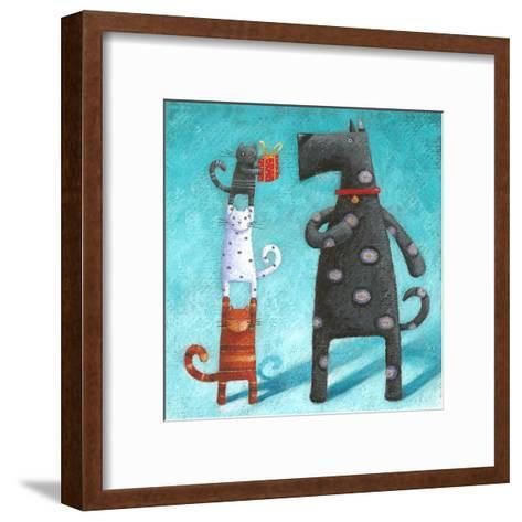 From Us to You-Peter Adderley-Framed Art Print