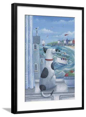 Ruff-Peter Adderley-Framed Art Print