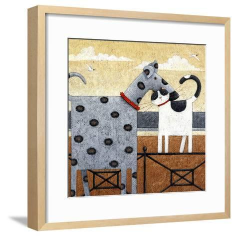 On the Prom-Peter Adderley-Framed Art Print