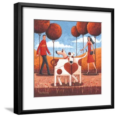 It Must Be Love-Peter Adderley-Framed Art Print
