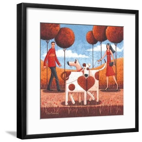 It Must Be Love-Peter Adderley-Framed Art Print