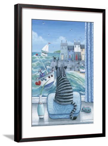 Rather Mew-Peter Adderley-Framed Art Print