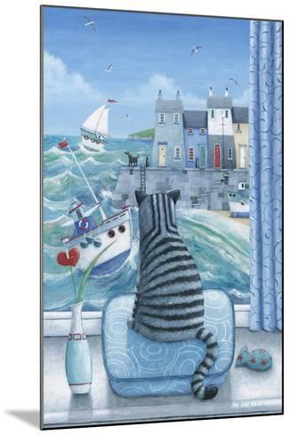 Rather Mew-Peter Adderley-Mounted Art Print
