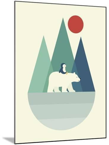 Bear You-Andy Westface-Mounted Giclee Print