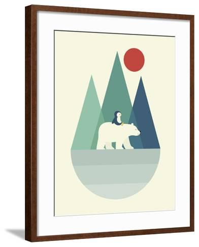 Bear You-Andy Westface-Framed Art Print