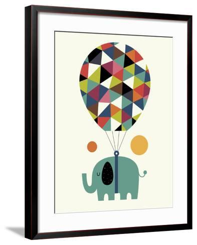 Fly High and Dream Big-Andy Westface-Framed Art Print