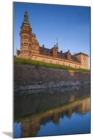 Denmark, also known as Elsinore Castle-Walter Bibikow-Mounted Photographic Print