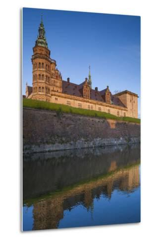Denmark, also known as Elsinore Castle-Walter Bibikow-Metal Print