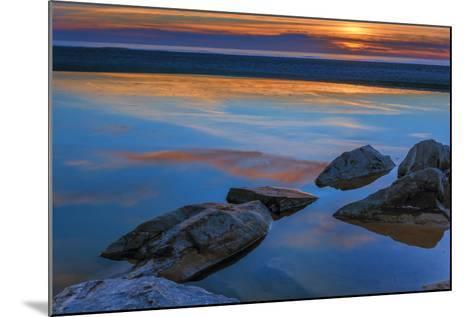 New Jersey, Cape May National Seashore. Seashore Landscape-Jaynes Gallery-Mounted Photographic Print