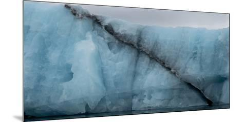 Arctic Ocean, Norway, Svalbard. Glacier Face-Jaynes Gallery-Mounted Photographic Print