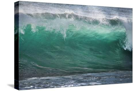 California, La Jolla. Shorebreak Wave-Jaynes Gallery-Stretched Canvas Print
