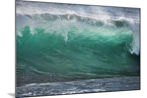 California, La Jolla. Shorebreak Wave-Jaynes Gallery-Mounted Photographic Print