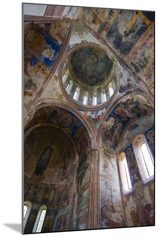 Monastery Gelati Near Kutaisi, Georgia, Caucasus-Michael Runkel-Mounted Photographic Print