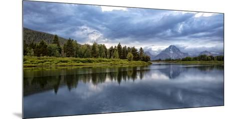 Wyoming. Oxbow Bend of the Snake River-Jaynes Gallery-Mounted Photographic Print