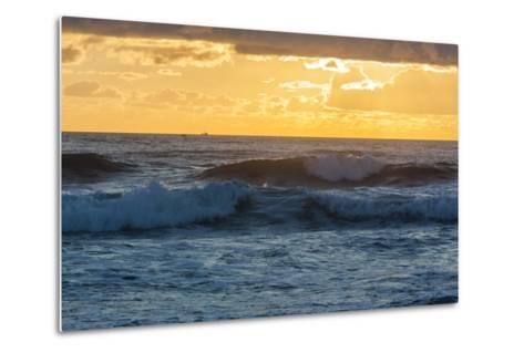 Dawn over the Atlantic Ocean at Coast Guard Beach , Eastham, Massachusetts-Jerry and Marcy Monkman-Metal Print