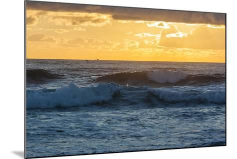 Dawn over the Atlantic Ocean at Coast Guard Beach , Eastham, Massachusetts-Jerry and Marcy Monkman-Mounted Photographic Print