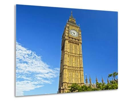 England, Central London, City of Westminster-Pamela Amedzro-Metal Print
