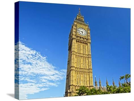 England, Central London, City of Westminster-Pamela Amedzro-Stretched Canvas Print
