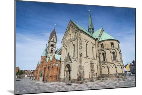 Our Lady Maria Cathedral, Ribe, Jutland, Denmark-Michael Runkel-Mounted Photographic Print