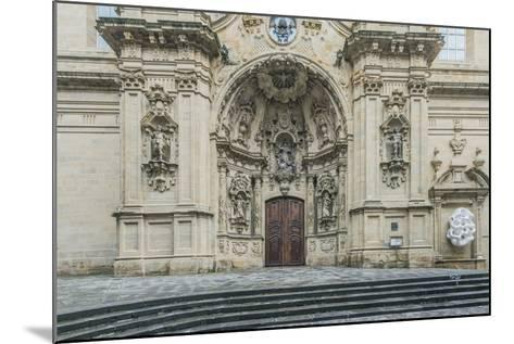 Spain, San Sebastian, Basilica of Saint Mary of the Chorus-Rob Tilley-Mounted Photographic Print