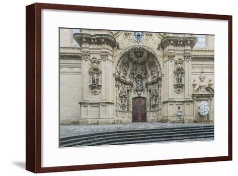 Spain, San Sebastian, Basilica of Saint Mary of the Chorus-Rob Tilley-Framed Art Print