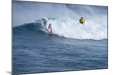 Hawaii, North Shore Maui-Janis Miglavs-Mounted Photographic Print