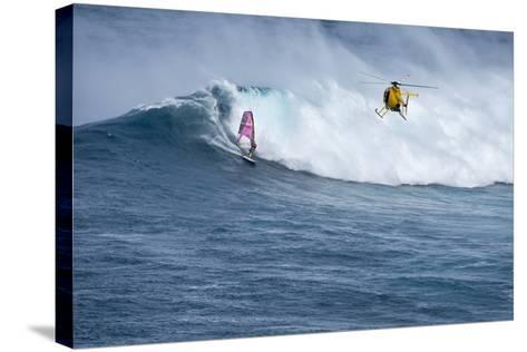 Hawaii, North Shore Maui-Janis Miglavs-Stretched Canvas Print
