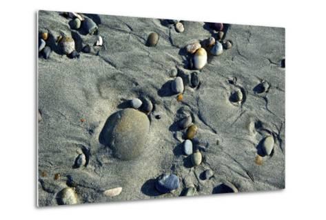 Haida Gwaii Islands, British Columbia. Beach Stones-Richard Wright-Metal Print