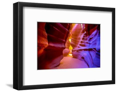 Arizona, Page, Upper Antelope Slot Canyon-Jaynes Gallery-Framed Art Print