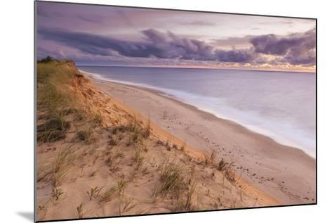 Sunrise View from the Marconi Station Site , Wellfleet, Massachusetts-Jerry and Marcy Monkman-Mounted Photographic Print