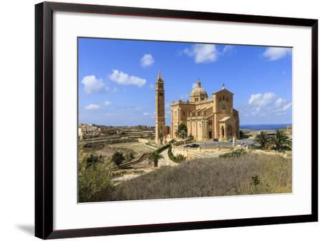 Church. Gozo Island. Malta-Tom Norring-Framed Art Print