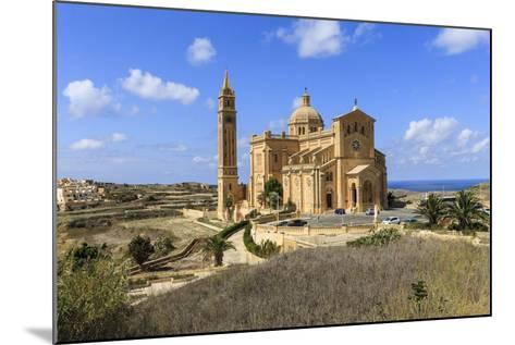 Church. Gozo Island. Malta-Tom Norring-Mounted Photographic Print