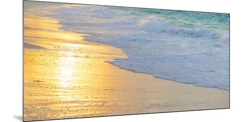 Bahamas, Little Exuma Island. Sunset on Beach-Jaynes Gallery-Mounted Photographic Print