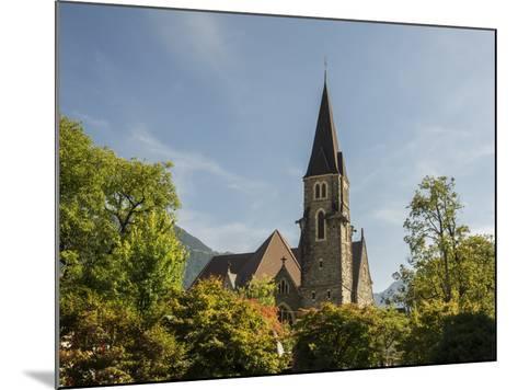 Switzerland, Bern Canton, Interlaken, Catholic Church-Jamie And Judy Wild-Mounted Photographic Print