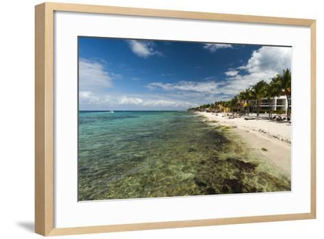 Cozumel Island, Mexico-Sergio Pitamitz-Framed Art Print
