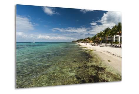 Cozumel Island, Mexico-Sergio Pitamitz-Metal Print