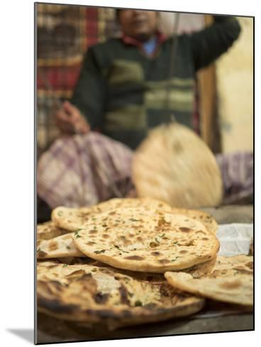 Freshly Baked Tandoori Roti in Amritsar, Punjab, India-David H^ Wells-Mounted Photographic Print
