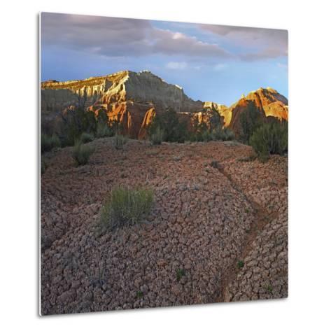 Sunset at Kodachrome Basin State Park, Utah-Tim Fitzharris-Metal Print