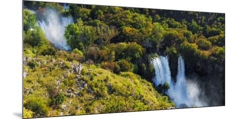 Manojlovac Waterfall, Krka National Park, Dalmatia, Croatia-Russ Bishop-Mounted Photographic Print