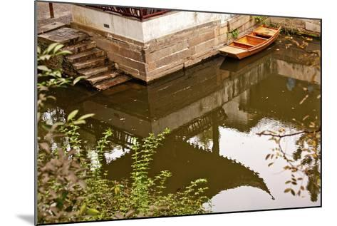 Garden of the Humble Administrator, Jiangsu-William Perry-Mounted Photographic Print