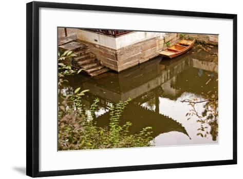 Garden of the Humble Administrator, Jiangsu-William Perry-Framed Art Print