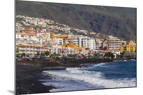 Spain, Canary Islands, Tenerife, Candelaria, Town View-Walter Bibikow-Mounted Photographic Print