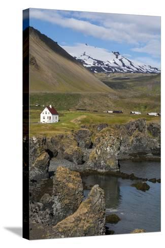 Iceland, West Iceland, Snaefellsnes Peninsula-Cindy Miller Hopkins-Stretched Canvas Print