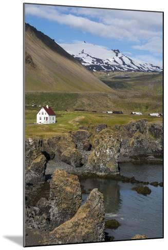 Iceland, West Iceland, Snaefellsnes Peninsula-Cindy Miller Hopkins-Mounted Photographic Print