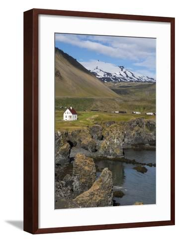 Iceland, West Iceland, Snaefellsnes Peninsula-Cindy Miller Hopkins-Framed Art Print