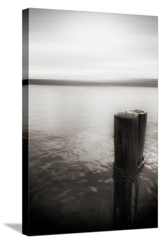 Seattle, View from Alki Beach-Savanah Stewart-Stretched Canvas Print