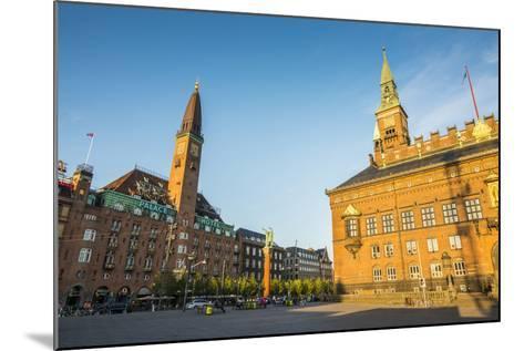 Copenhagen City Hall, Copenhagen, Denmark-Michael Runkel-Mounted Photographic Print